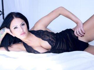 Katejay shows nude