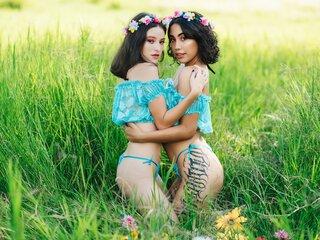 ZahaAndEmma ass jasmine